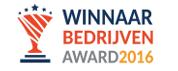 Winnar bedrijven awards van Allebedrijvenin 2016