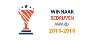 Bedrijven awards van Allebedrijvenin