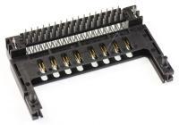 SOCKET PCMCIA S.DECK 4MM HEADER ONLY V1