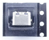 MICRO-USB CONNECTOR AGASSI-L09 SUBSIDE 5PIN 4DIP
