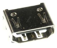 039077R  CONN.HDMI HORIZONTAL 1.2MM